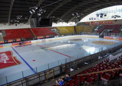 Lodowisko hokejowe w Oświęcimiu