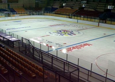 Nowy Targ - lodowisko hokejowe 30x60m