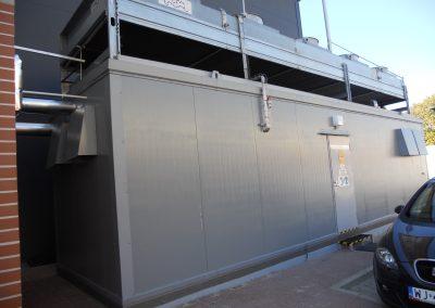 Amoniakalna maszynownia Torwar