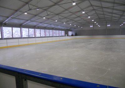 Zadaszone lodowisko w Iławie