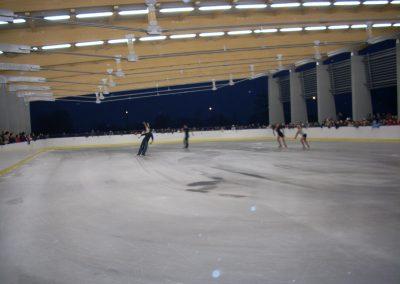 Żyrardów – lodowisko stacjonarne 25x50m